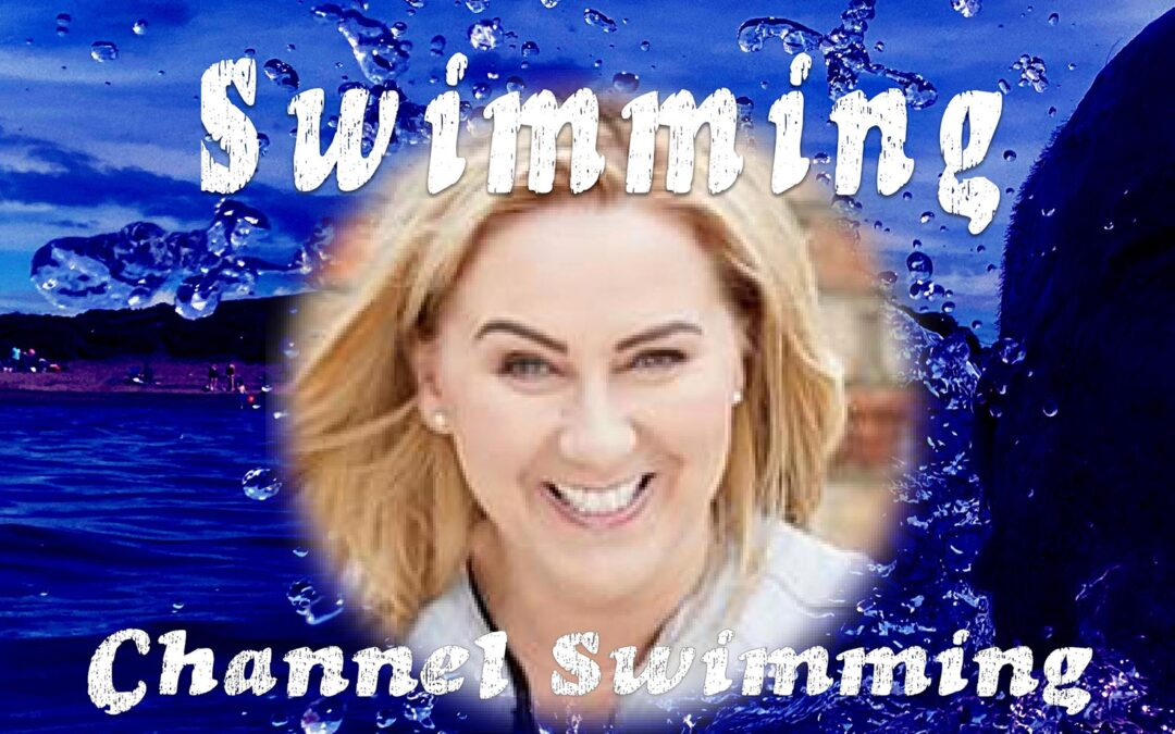 Swimming the English Channel (La Manche) with Claire Brumby
