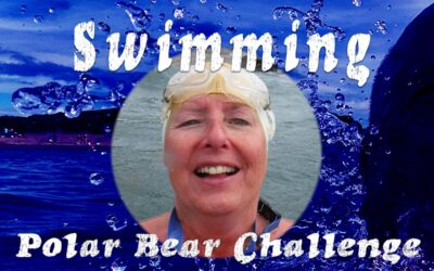 Pauline Barker – Mama Bear – and the annual Polar Bear Challenge