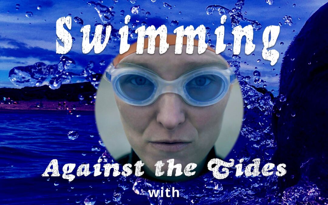 Making AGAINST THE TIDES – swimming the Oceans Seven with Beth French and Stefan Stuckert