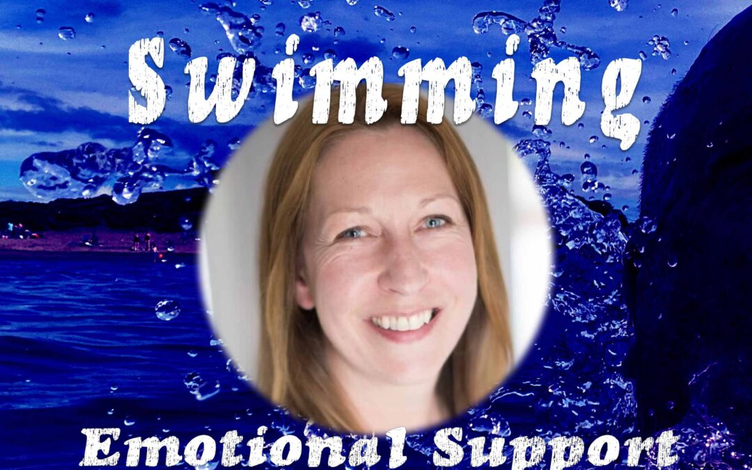 Emotional Support from Cold Water with Clare Flaxen